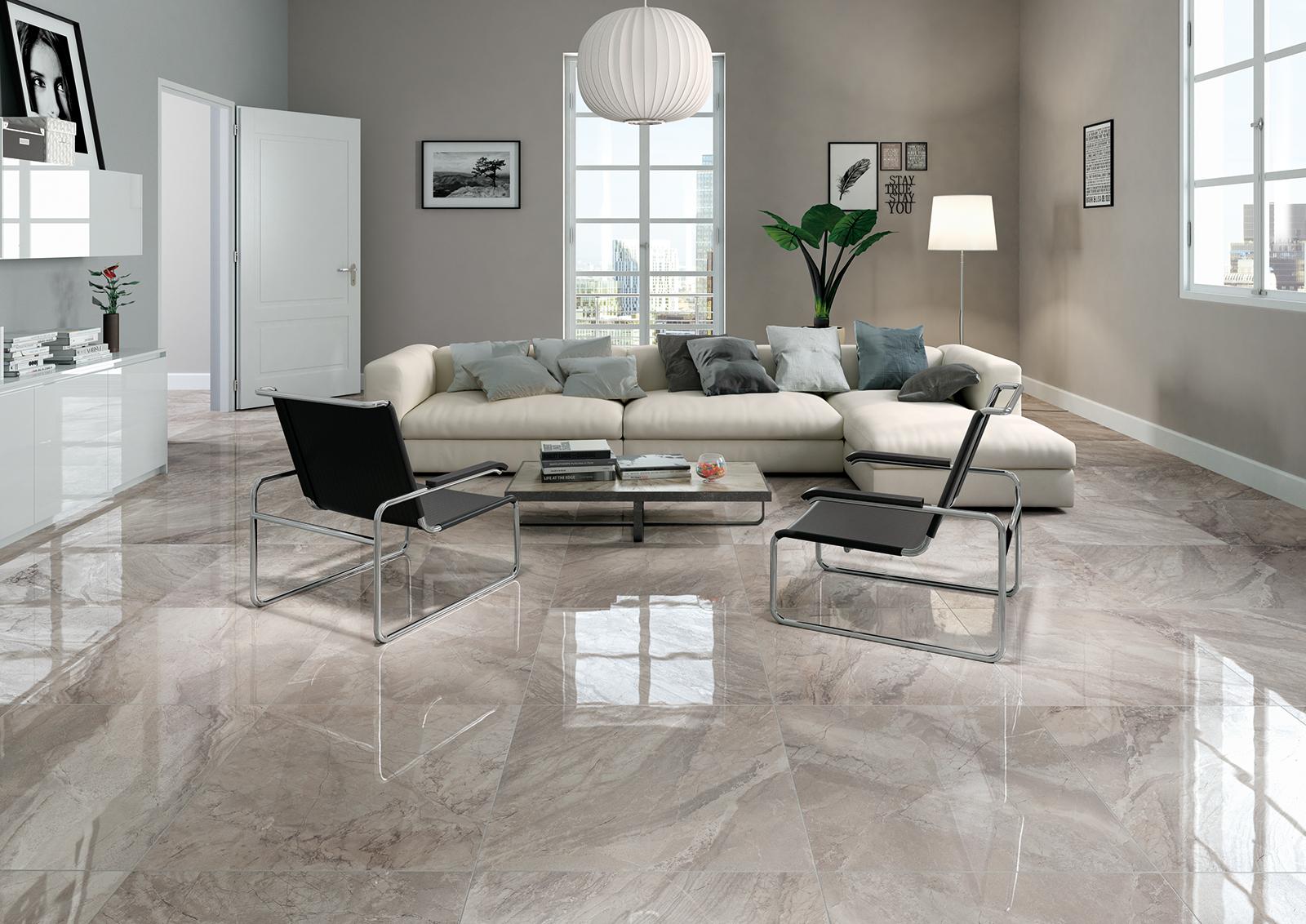 Pavimento Grigio Perla : Pavimento grigio perla lucido arredare con il grigio architettura